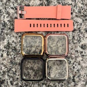 Fitbit Versa bundle